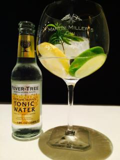 Mi Piace best Gin and Tonic