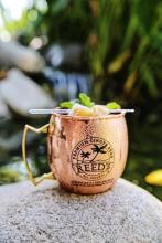 Reed's Rose Mule at Brookside