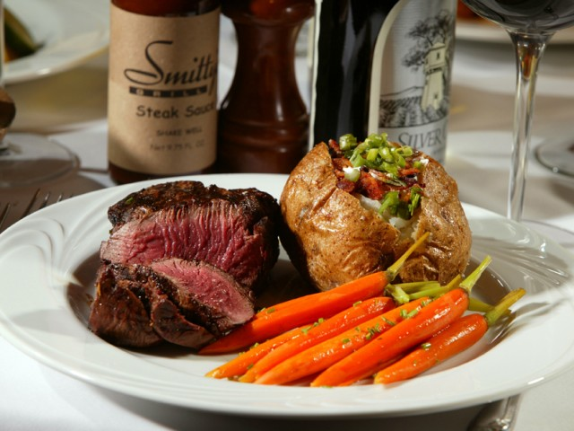 You can find a delicious steak during Pasadena Restaurant Week