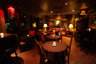 Romantic dining is available throughout Pasadena