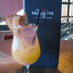 Melting Pot Fiery Pineapple Margarita