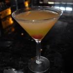 SORRISO Cantelope Martini