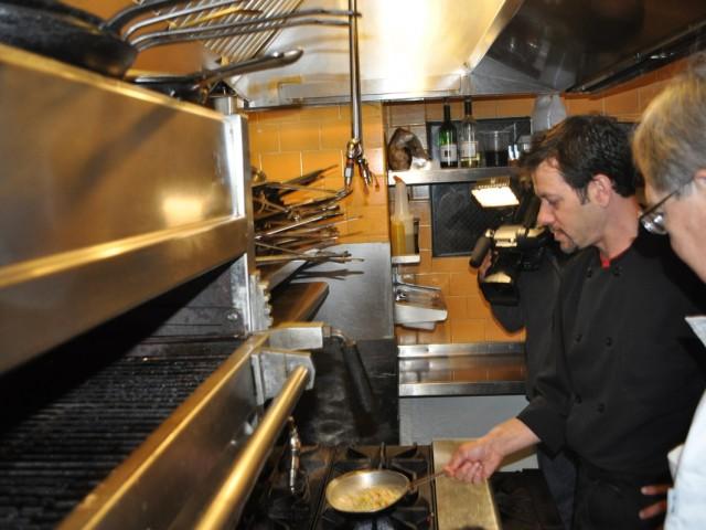 Mayor cooks 2012