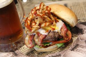 Alondra's Brooklyn Burger